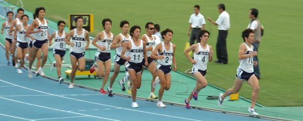 旭化成陸上部大会成績 2008
